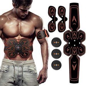 Electro estimulador Muscular ZHENROG