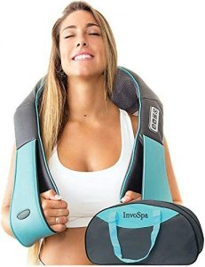Masajeador de cuello InvoSpa JC-668