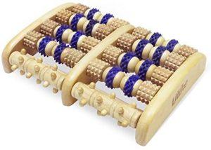 Masajeador de madera Ulike para pies